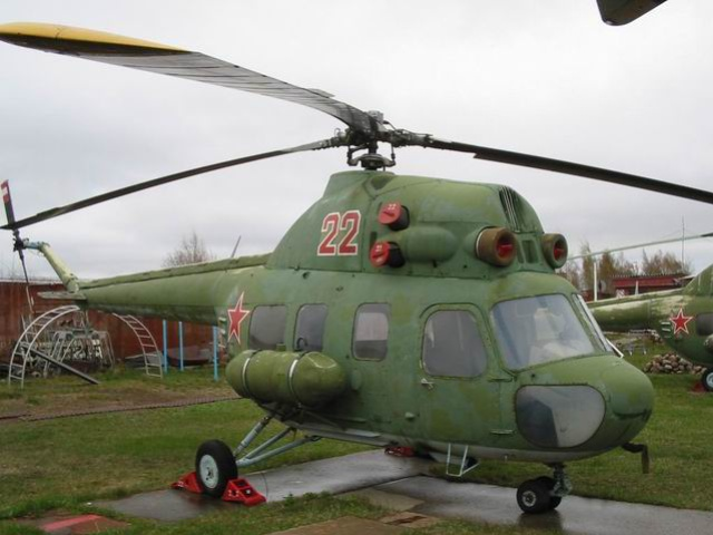 Mi-2 - Helicopter multifunction use