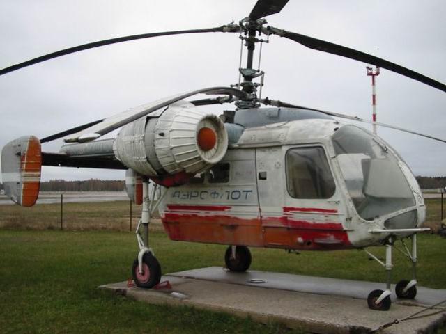 Ка-26 - Многоцелевой вертолёт