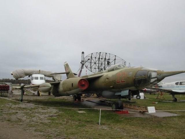 Як-28Р - Фронтовой разведчик