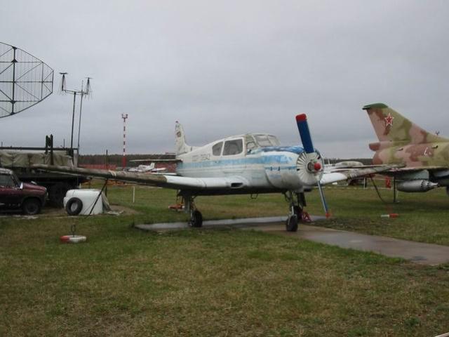 Як-18Т – Учебно-тренировочный самолет