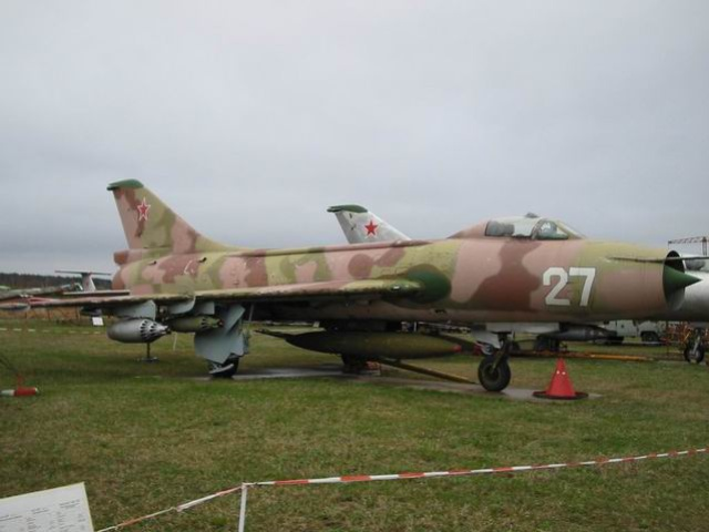 Sukhoi Su-7BKL