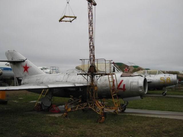 Миг-15УТИ – Учебно-тренировочный