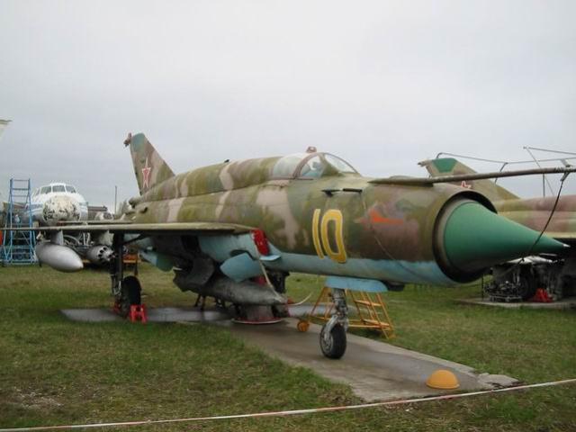 Миг-21СМТ – Истребитель-Перехватчик