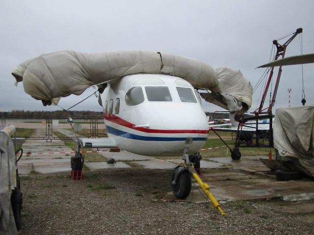 Ан-14А (Пчелка) – Лёгкий транспортный самолет