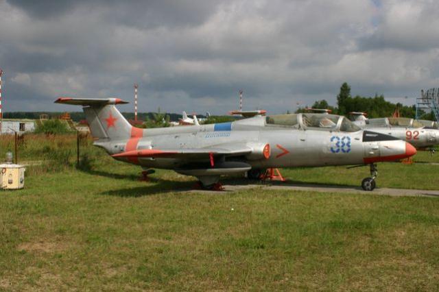 Л-29 (Дельфин) - Учебно-тренировочный самолет