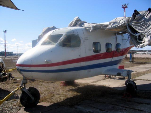 Antonov An-14A ''Pcholka''(Bee) Light transport plane