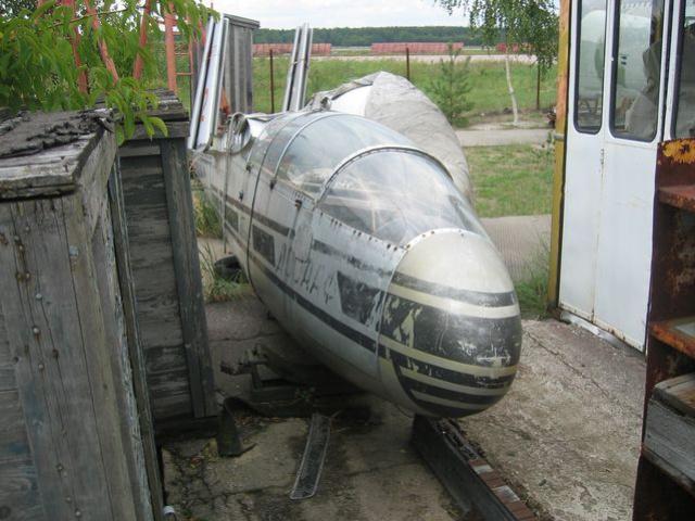 Glider L-13 Blanik