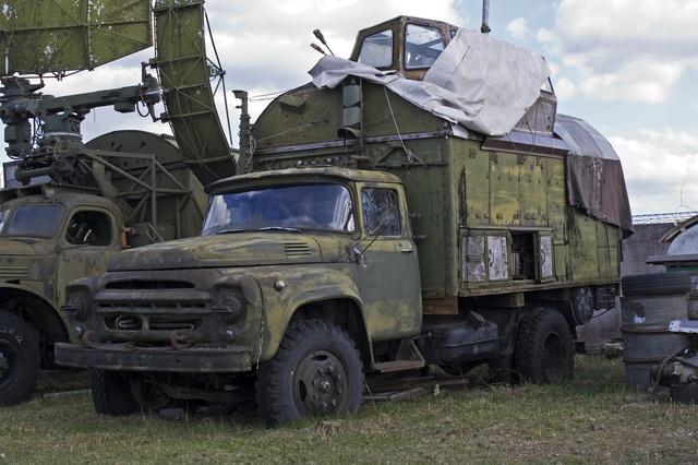 Стартовый командный пункт СКП-9МВ