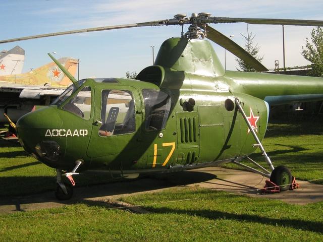 Ми-1МУ – Лёгкий ударный вертолет