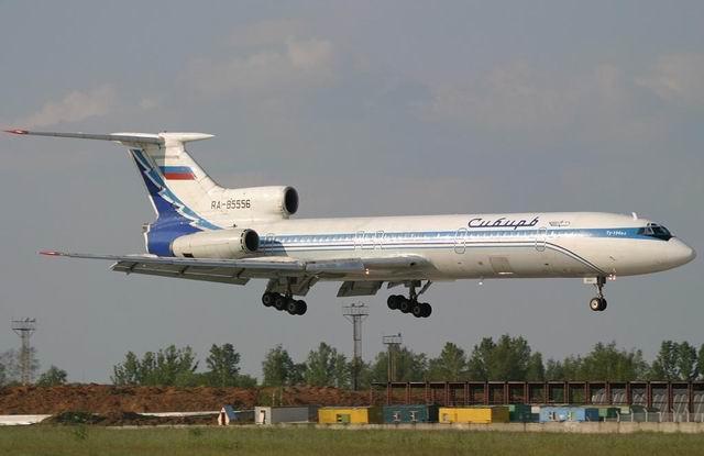 RA-85556 06.2004 Домодедово Сибирь