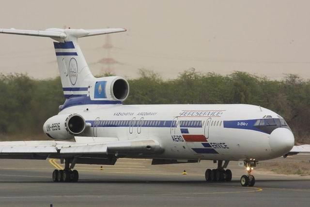 UN-85516 03.2002 Sharjah Aeroservice Kaz