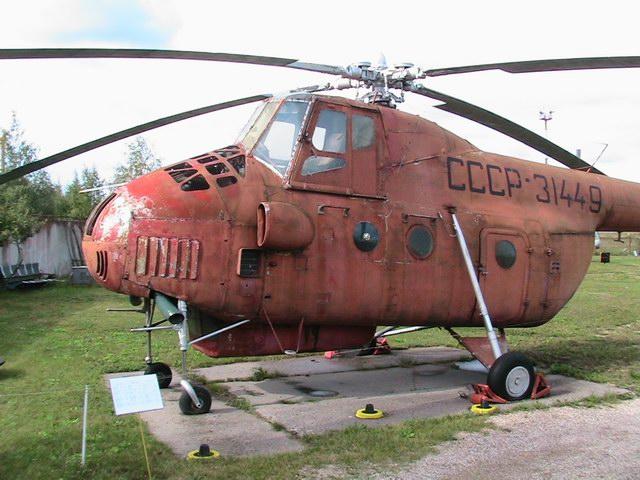 Ми-4 СССР-31449