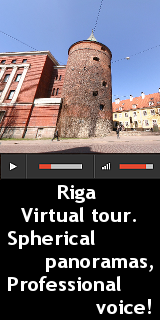 Riga Virtual Tour